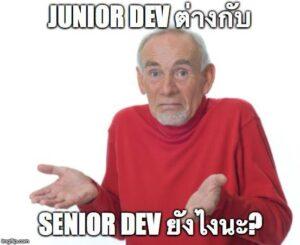 junior-developer-senior-developer