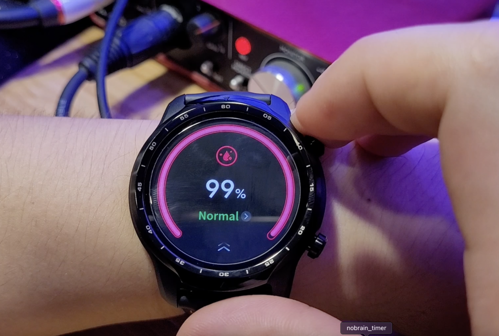smart-watch-วัดระดับออกซิเจน