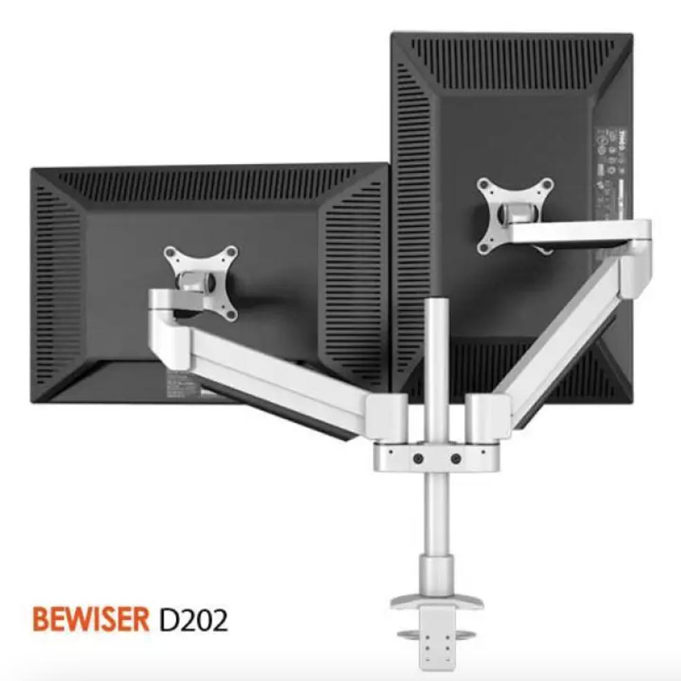 ขาตั้งจอคอม-2-จอ-bewiser-4