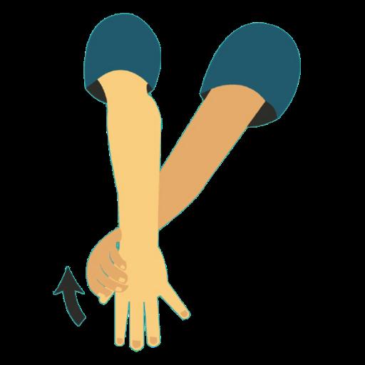 บริหารข้อมือ-ยืดข้อมือ-1