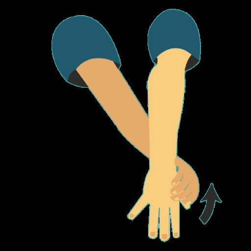 บริหารข้อมือ-ยืดข้อมือ-2